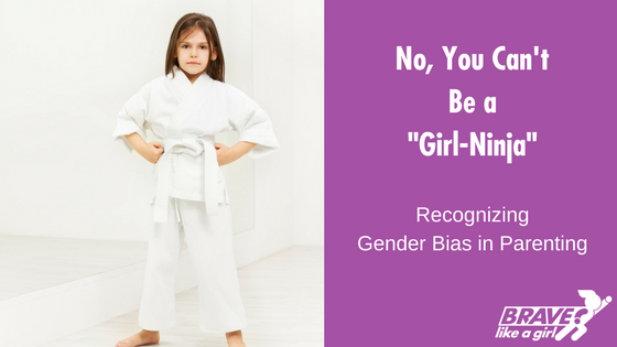 Noticing Gender Bias in Parenting